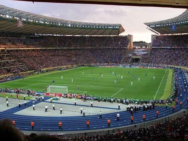 Berlin Sehenswürdigkeiten - Olympiastadion
