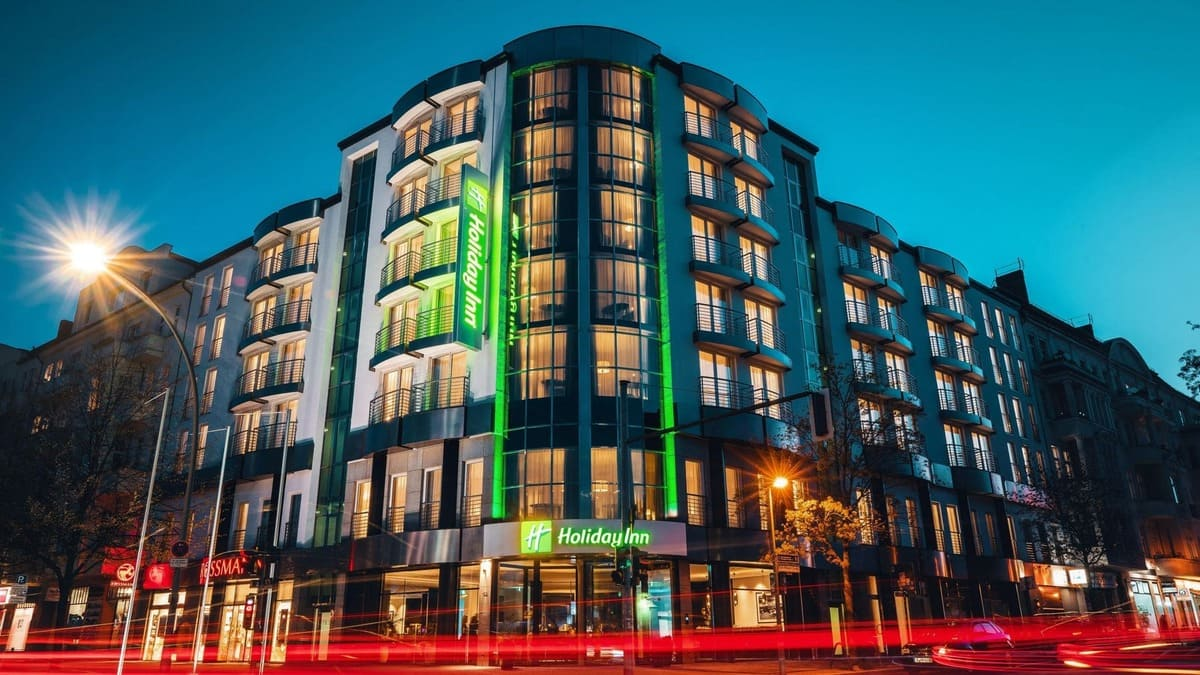 Holiday Inn Berlin City Centre East P-Berg